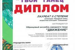 Воины-Кёрны-Лауреат-1-степени-09.02.2020-ТВОЙ-ТАНЕЦ